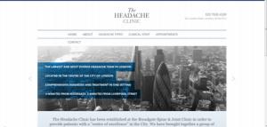 Neurologist - Headaches specialist web