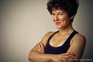 Jessica Wolny Personal Trainer liverpool street