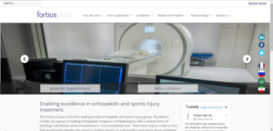 fortius clinic london