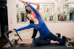 pilates liverpool street session